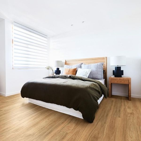 Stonewashed Spotted Gum Timber Look Flooring