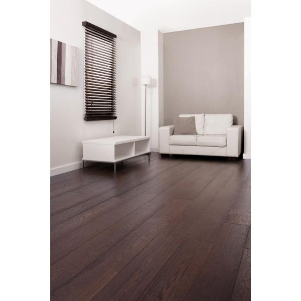 Burnt Oak Timber Flooring