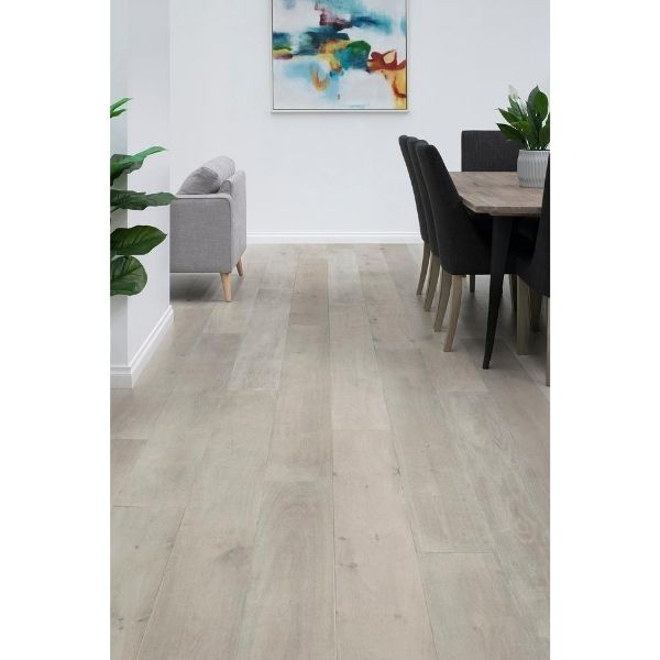 Ghost White Timber Flooring