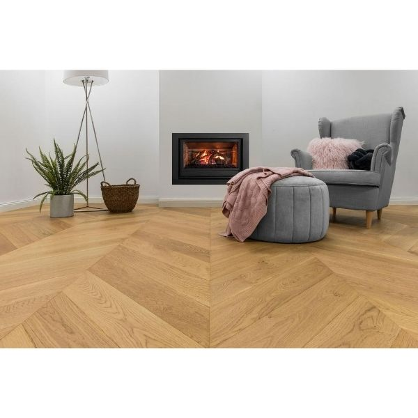 Natural Oak Timber Flooring