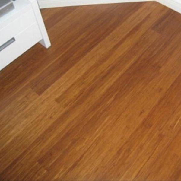 Coffee Wideboard Bamboo Flooring