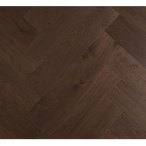 Dark Brown Timber Flooring