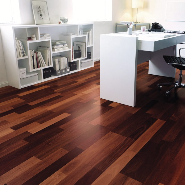 Jarrah 3 Strip Timber Flooring