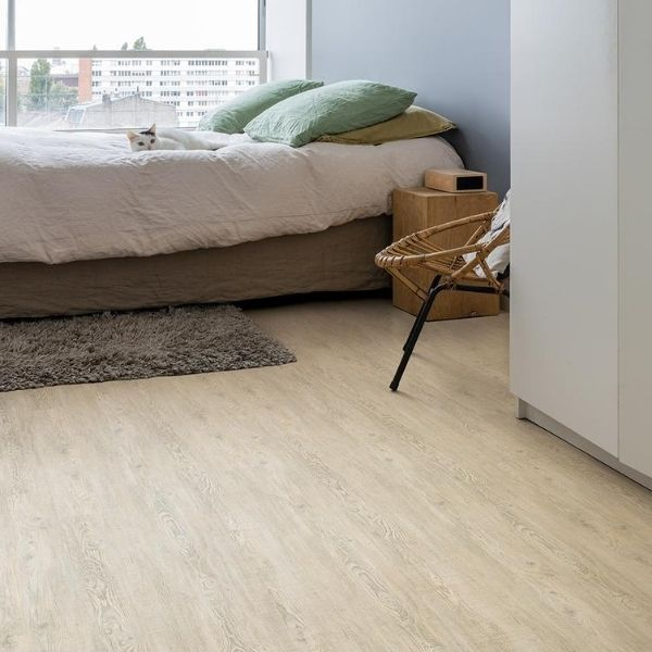 Cottage White Timber Look Flooring