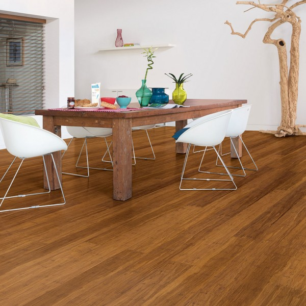 Coffee Bamboo Flooring
