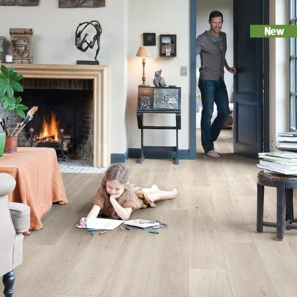 Long Island Oak Light Timber Look Flooring