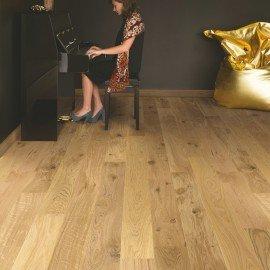 Natural Oak Extra Matt Timber Flooring