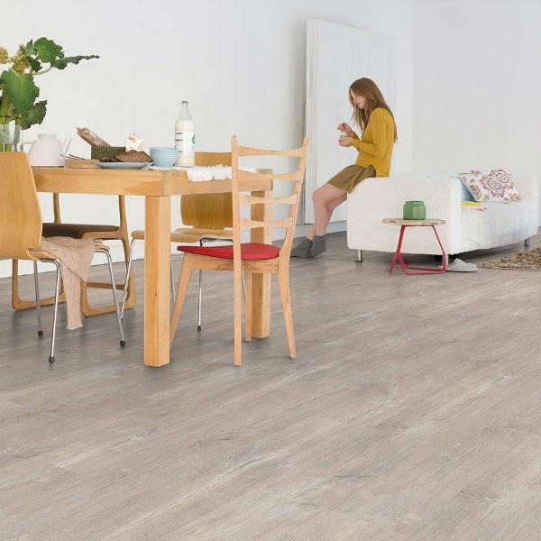 Patina Oak Light Grey Timber Look Flooring