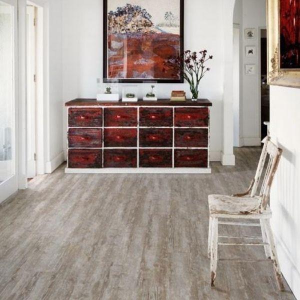 Reclaimed Pine Timber Look Flooring