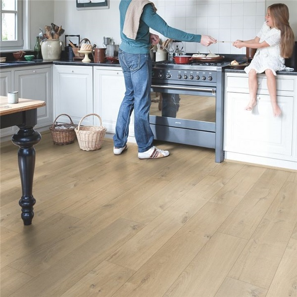 Soft Oak Medium Timber Look Flooring