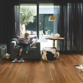 Spotted Gum 1 Strip Timber Flooring