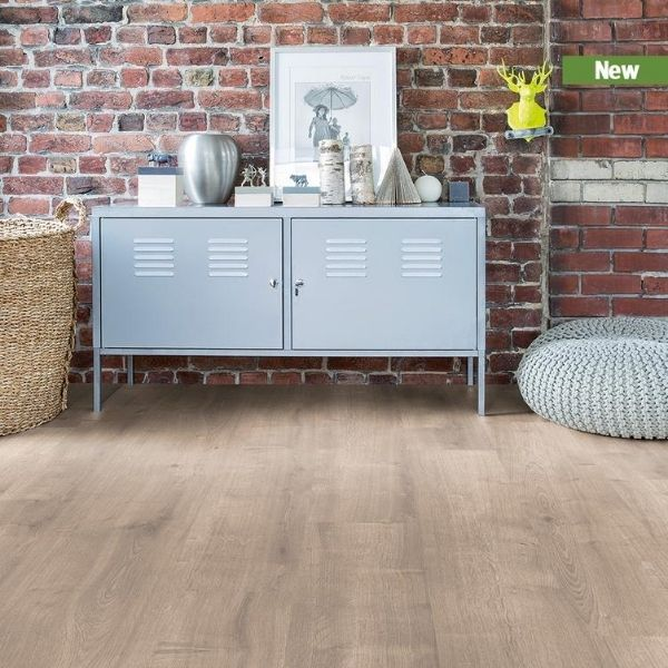 Taupe Oak Timber Look Flooring