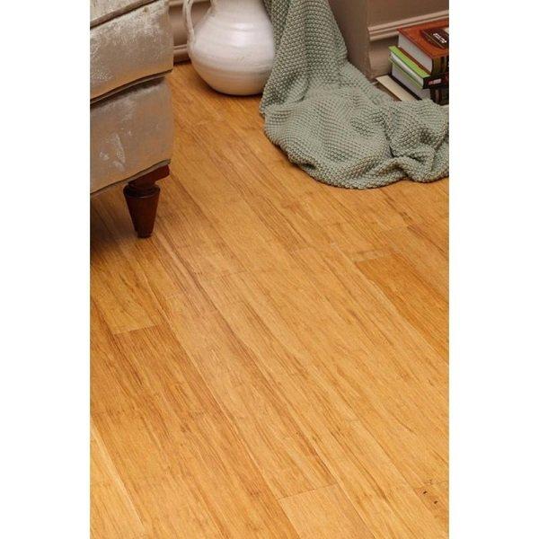 Toffee Bamboo Flooring