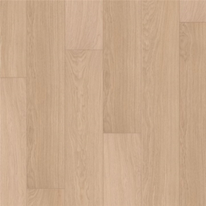 White Varnished Oak Timber Look Flooring