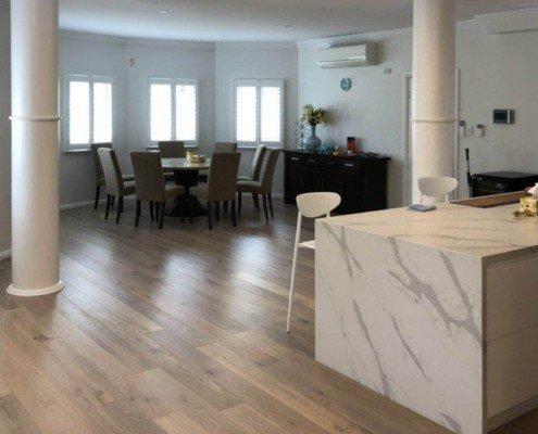 European Oak White Sands