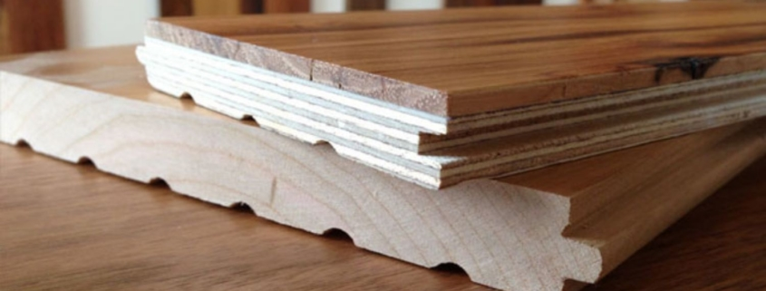 Solid timber floor vs Engineered timber floor