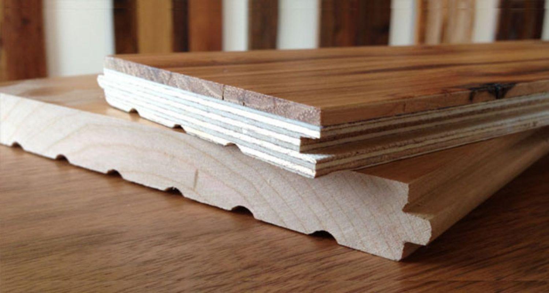 Solid timber floor vs Engineered timber floor