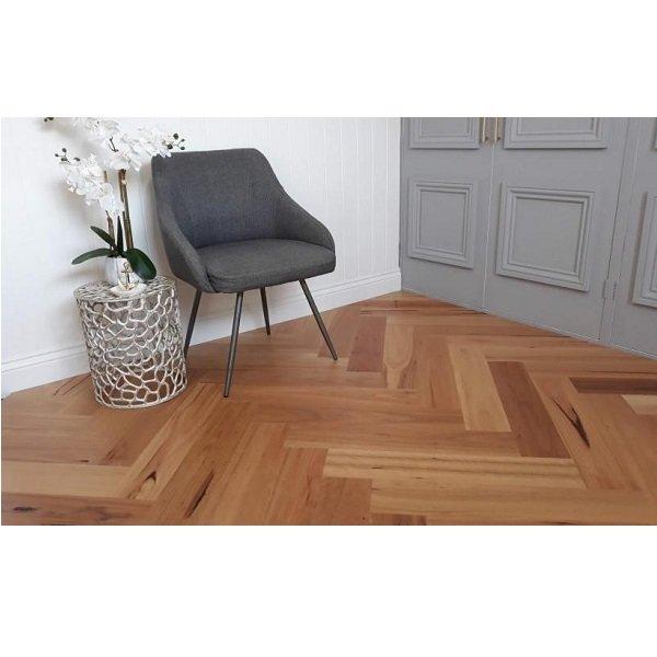 Boral Engineered Herringbone Parquetry Spotted Gum Timber Flooring