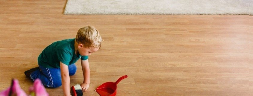 Cleaning Timber Floors