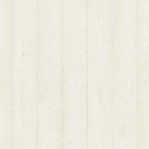 Painted oak white