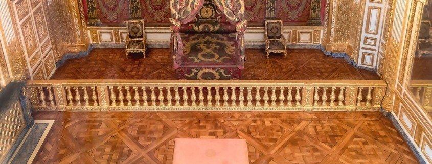 Palace of Versailles floor