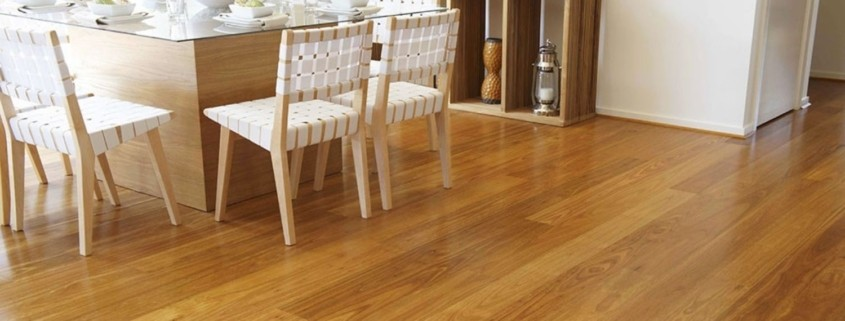 Tallowwood flooring
