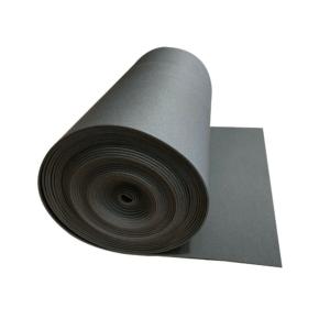 6mm black foam underlay