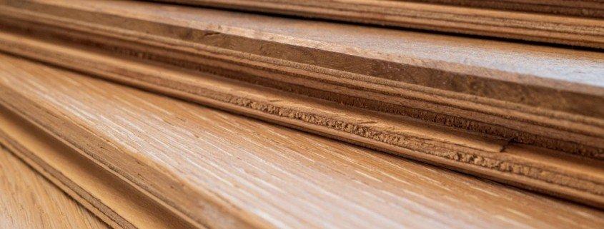 Engineered timber flooring